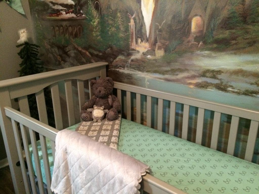A Harry Potter Inspired Nursery  Project Nursery