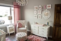 Gallery Roundup: Pink and Gray Nurseries - Project Nursery