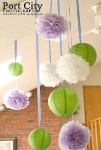 Sweet Pea Baby Shower - Project Nursery