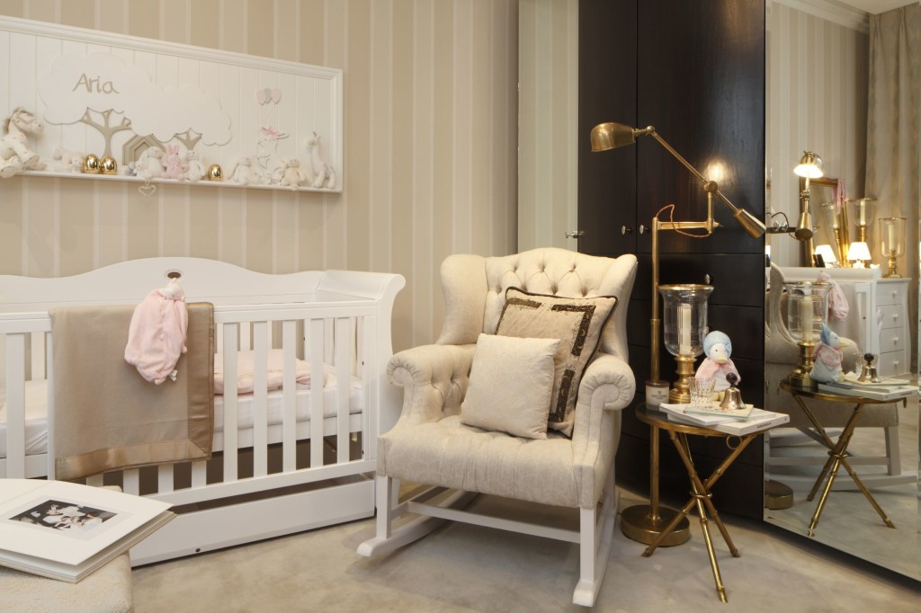 Luxury Mayfair Nursery  Project Nursery