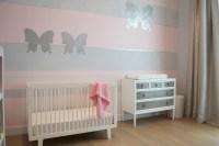 Design Reveal: Pink Butterfly Nursery - Project Nursery