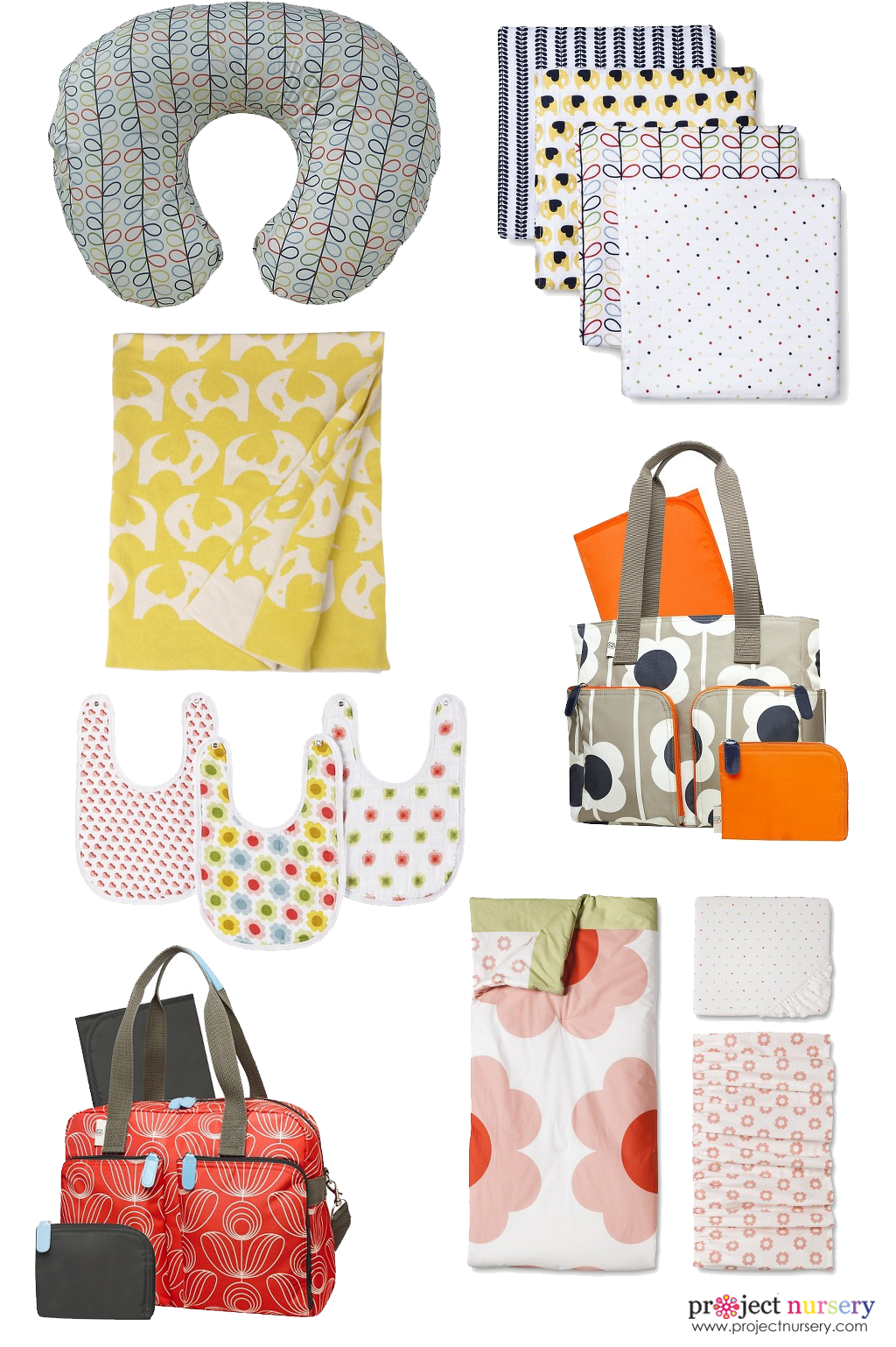 Orla Kiely Baby Head To Target Now Project Nursery