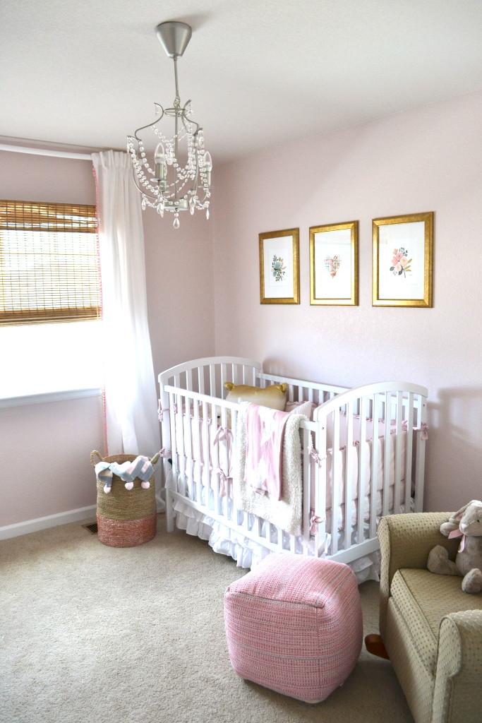 Pretty In Pink Nursery Project Nursery