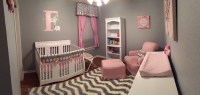 Pink and Grey Elephant Nursery - Project Nursery