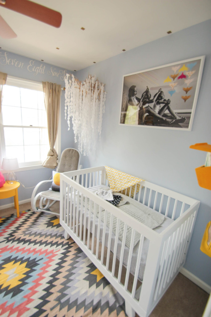 A Native American Nursery For Baby Phoenix Project Nursery