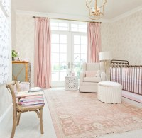 A Pink Nursery for Pink Peonies - Project Nursery
