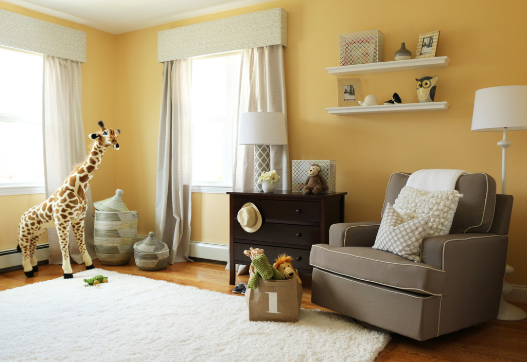 What Color Should You Paint Your Nursery?