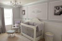 Lavender and Grey Nursery - Project Nursery