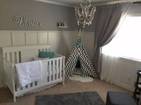 Viv's Gray and White Nursery - Project Nursery