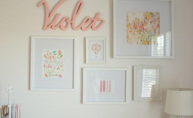Violet S Whimsical Nursery Project Nursery