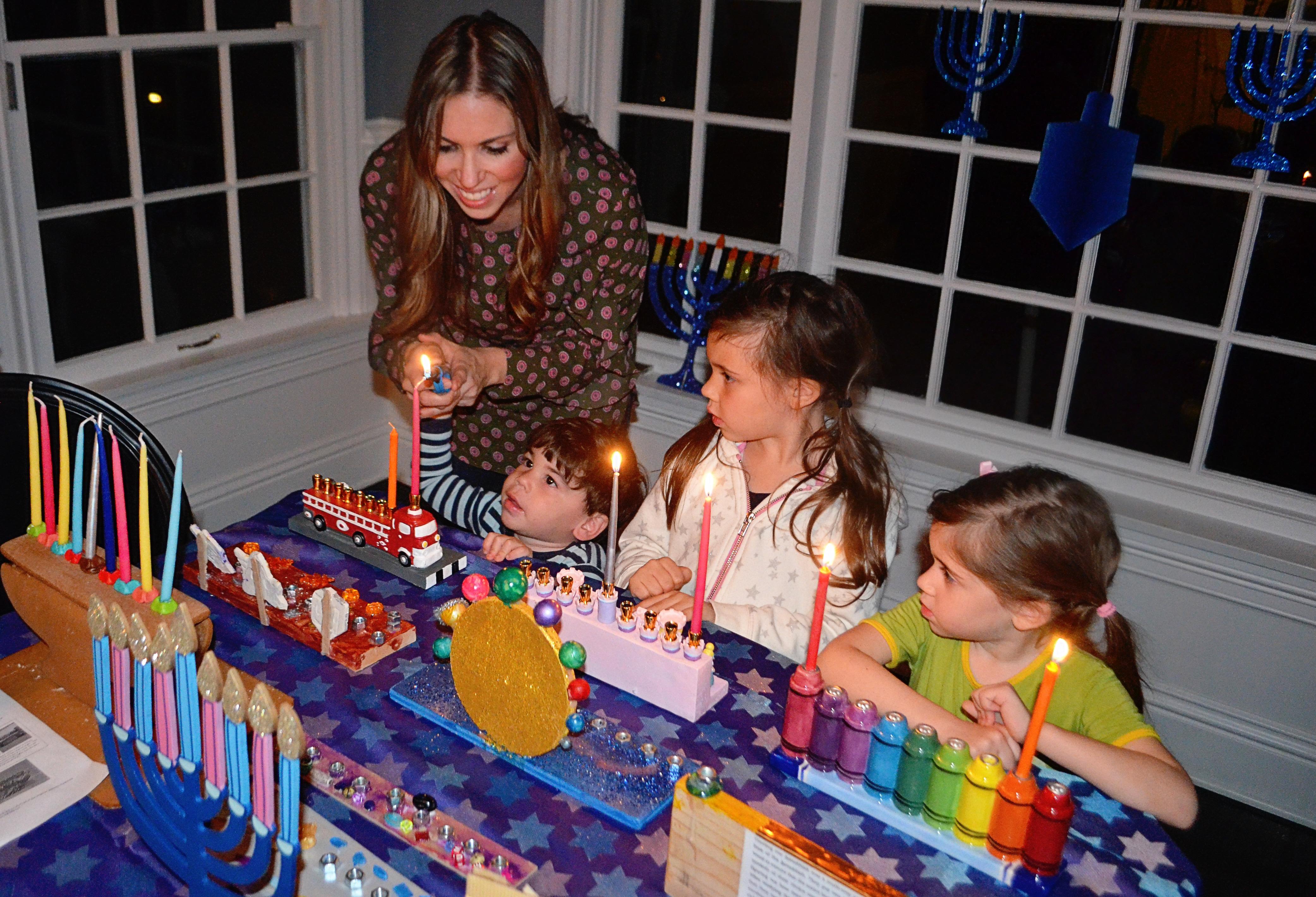 Make Hanukkah Festive For 8 Nights