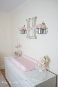 Harlow's Shabby-Chic Feminine Nursery - Project Nursery