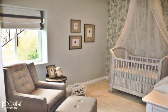 Fall Rug Wallpaper Mint Green Boy S Nursery Project Nursery