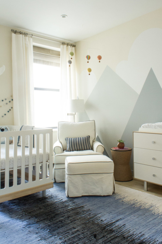 Nats Outdoor Inspired Nursery  Project Nursery