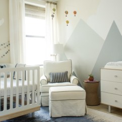 Ikea Junior Chair Rent Tables And Chairs Cheap Nat's Outdoor Inspired Nursery - Project