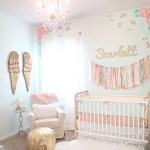This Is The Easiest Diy Fabric Garland Ever Project Nursery