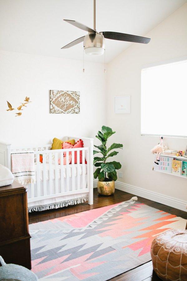Baby Nursery Room Rug
