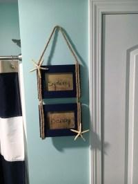 A Nautical Mermaid & Pirate Themed Bathroom - Project Nursery
