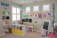 Preschool Inspired Playroom - Project Nursery