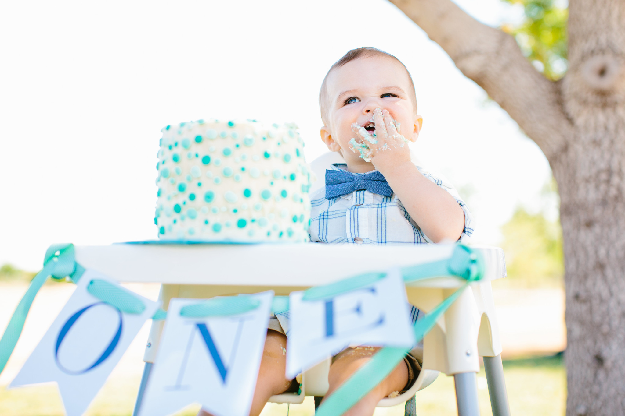 high chair decorations 1st birthday boy leather swivel recliner chairs uk 12 of the sweetest smash cakes project nursery
