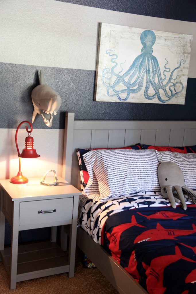 Shark Themed Boy39s Room Project Nursery