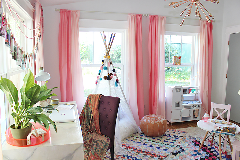 Its All About The Boho Baby Project Nursery
