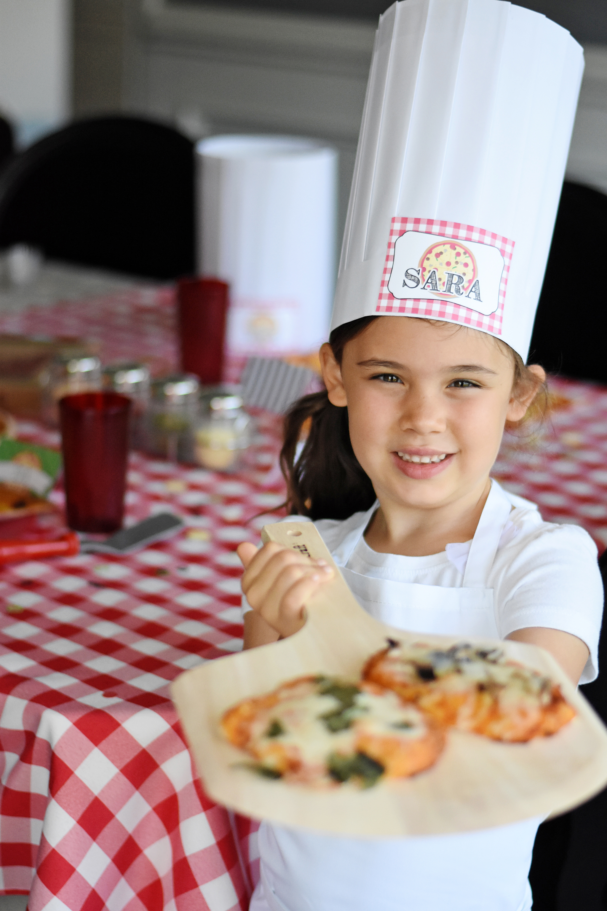 Mama Mia How To Host A Pizza Party For Kids