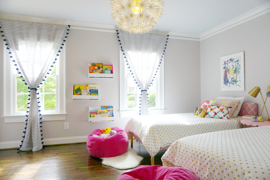 Funky Fresh  Toddler  Big Girl Bedroom  Project Nursery