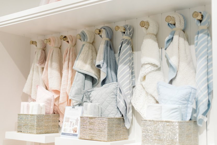 Hooded Bath Towels from Pottery Barn Kids