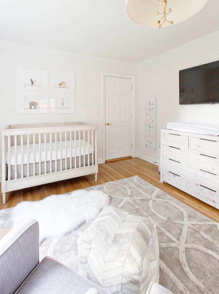 Neutral Nursery Design - Project Nursery