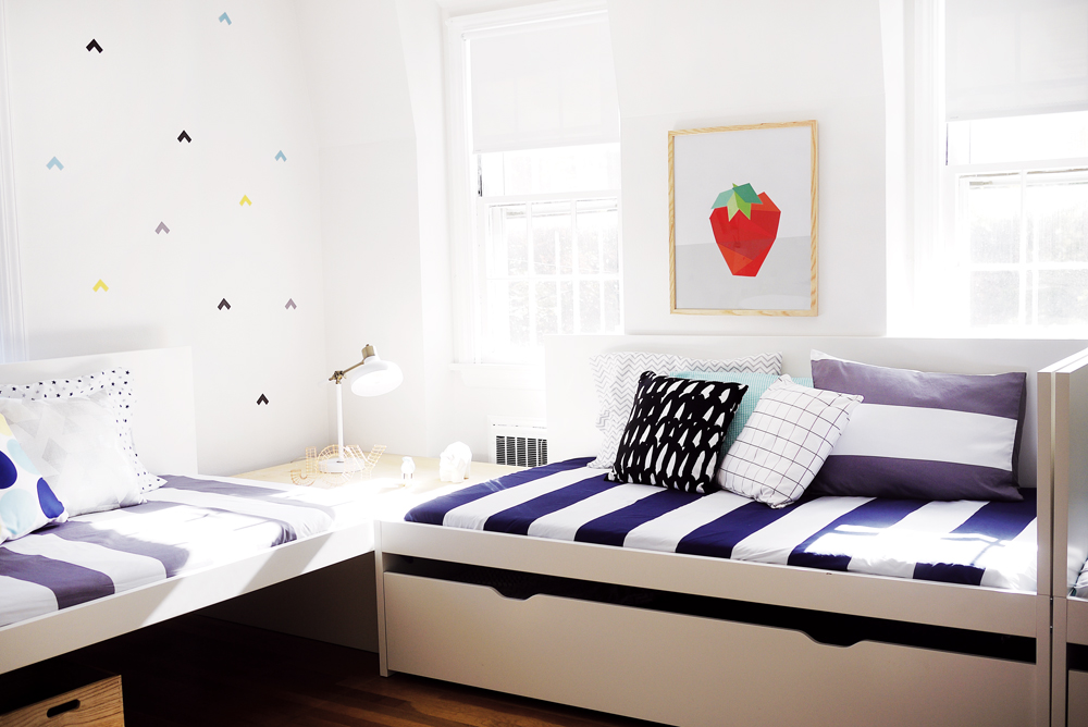 A Shared Bedroom For Seven Grandkids Project Nursery