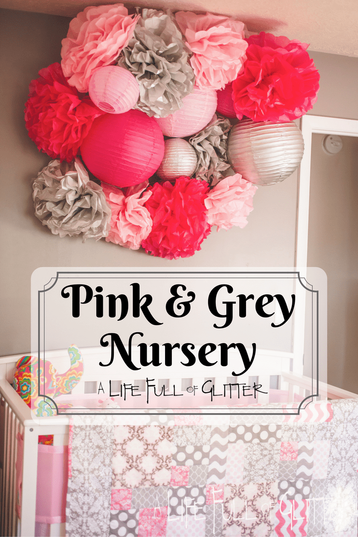 nursery rocking chair walmart cover rental companies saige lee's pink and grey - project
