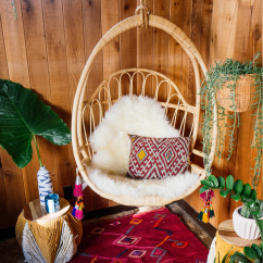 Hang A Round Chair Sling Chaise Lounge Chairs With Wheels Hanging Gallery Of Very Modern To Cool