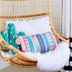 Hanging Kids Chair Renting Folding Chairs Trendspotting Are Swinging Into Design