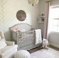 Sweet Baby Girl Nursery - Project Nursery