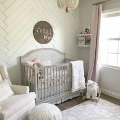 Swivel Chair Child White Plastic Sweet Baby Girl Nursery - Project