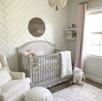 Sweet Baby Girl Nursery - Project Nursery