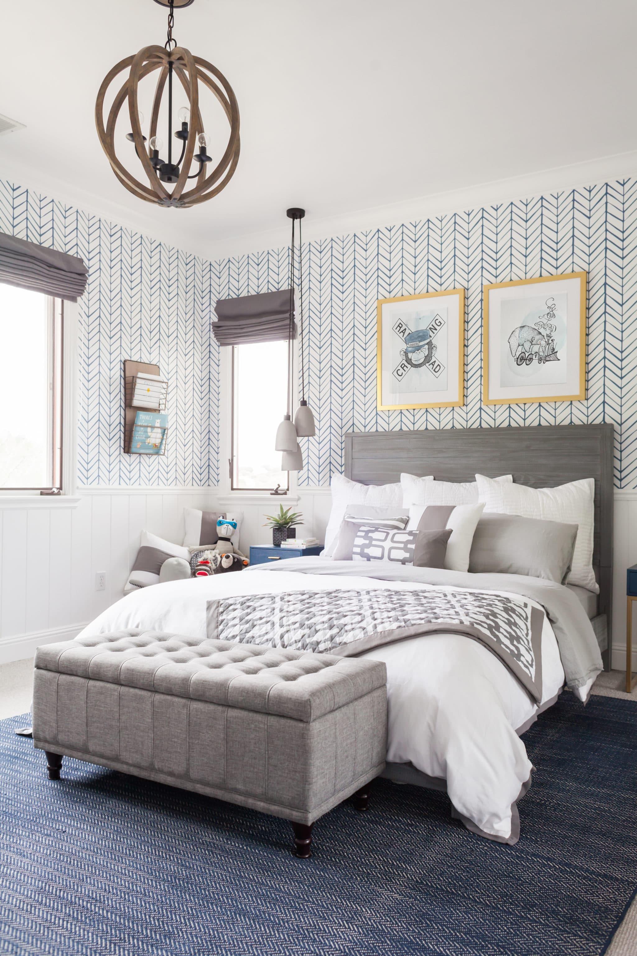 Celebrity Design Reveal Tamera Mowry S Big Boy Room