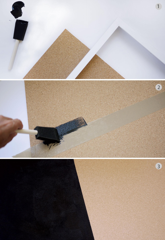 Painted Cork Board : painted, board, Board, Definitely,