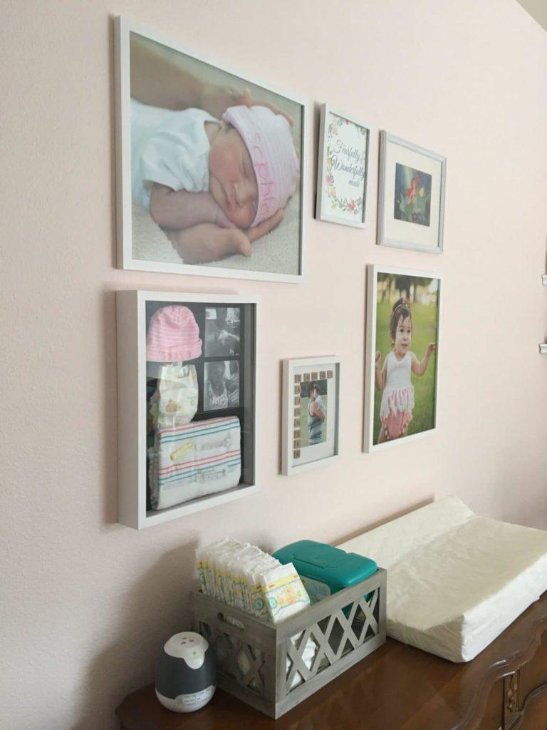 Colorful Girly Nursery  Project Nursery