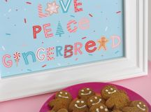 Joy, Love, Peace, and Gingerbread!