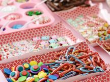 Having a wide variety of toppings makes the party extra sweet!