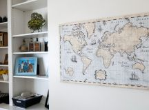 Conquest Maps World Map Pinboard