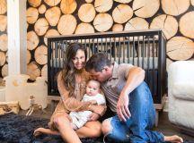 Vanessa and Nick Lachey Nursery