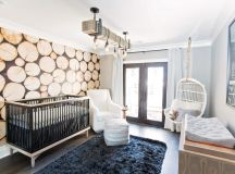 Vanessa and Nick Lachey Nursery for Son