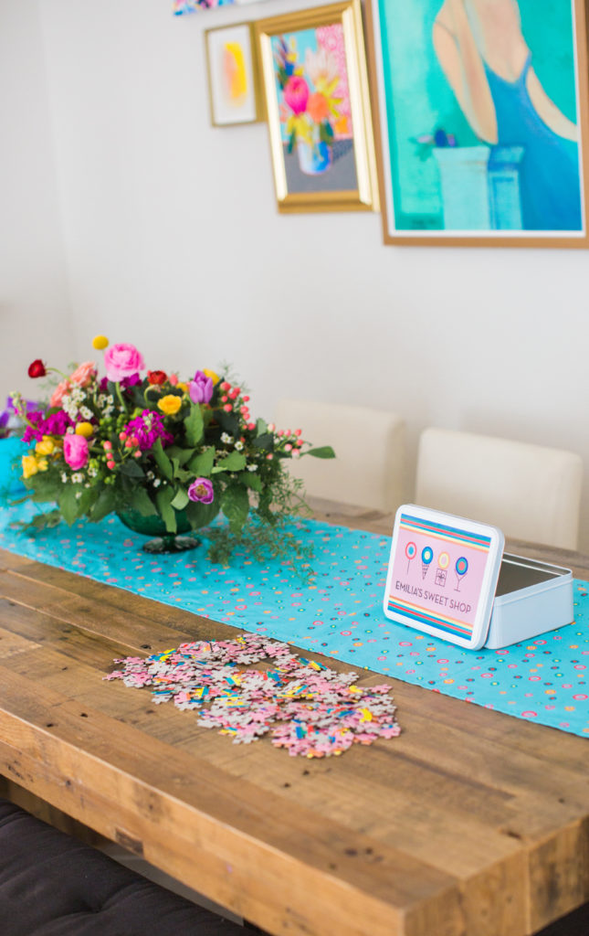 Dylans Candy Bar Themed First Birthday Party  Project