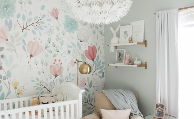 Bright And Whimsical Nursery For Colette Project Nursery