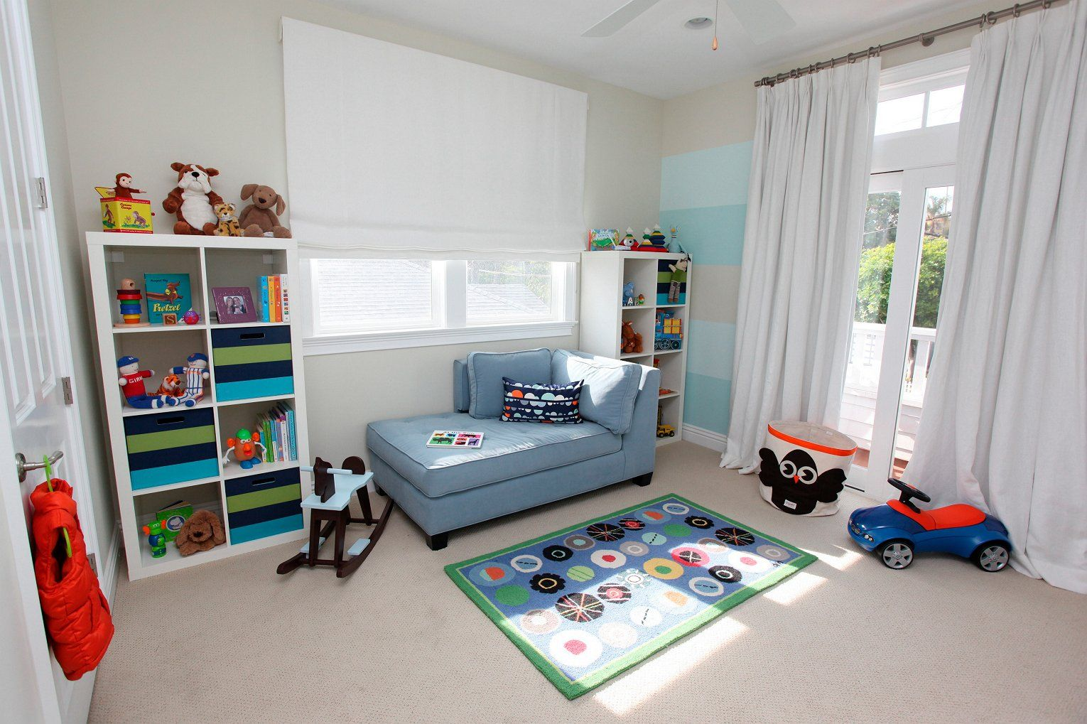 Its Alive A Transitional Toddler Room