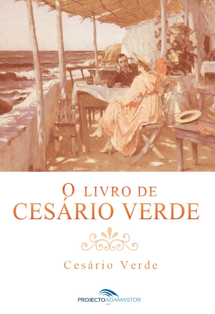 O Livro de Cesário Verde Image