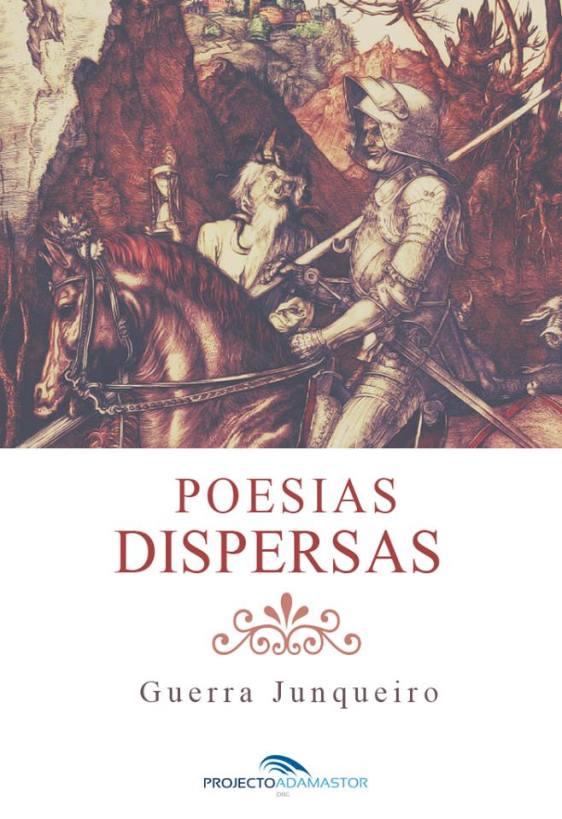 Poesias Dispersas - Capa